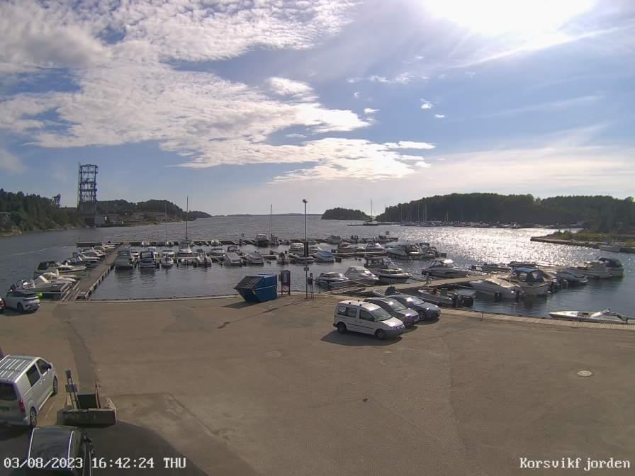 Kristiansand - Korsvik Marina