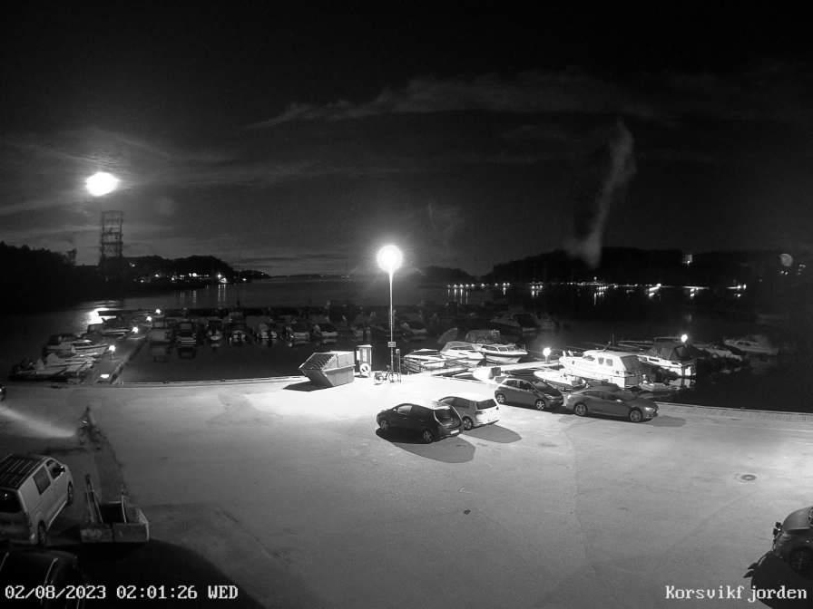 Webcam Korsvik, Kristiansand, Vest-Agder, Norwegen
